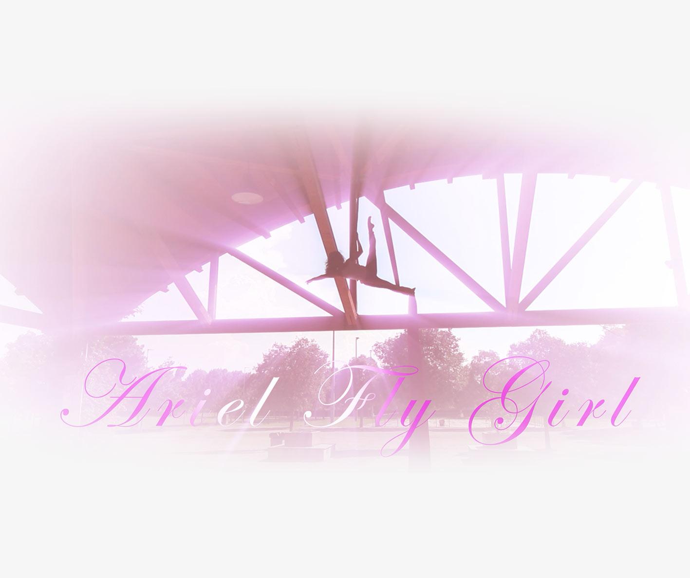 Ariel fly girl