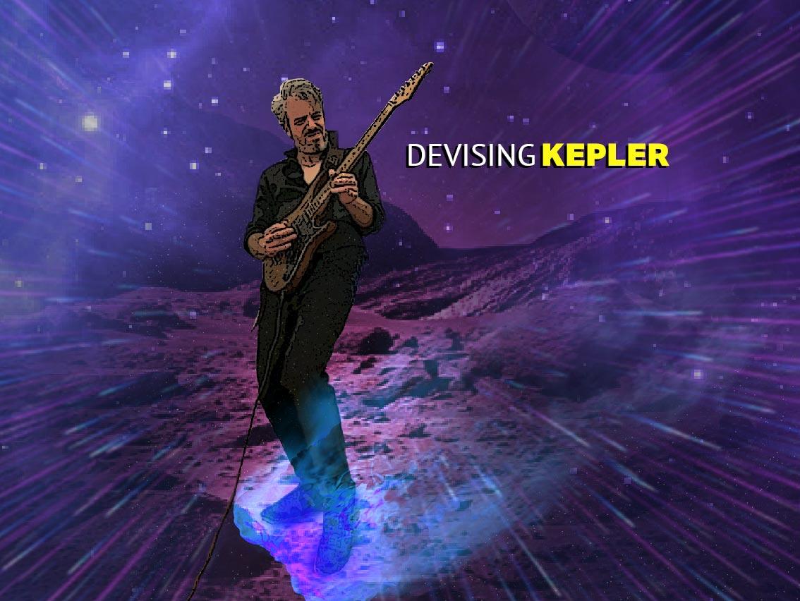 chitarrista su Kepler